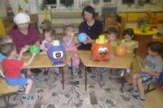 Мастер-класс для родителей совместно с детьми